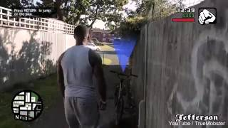 getlinkyoutube.com-فيديو تقليد حرامي السيارات إبداع GTA..🎥