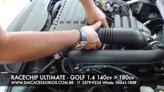 getlinkyoutube.com-RACECHIP BRASIL - INSTALAÇÃO CHIP DE POTENCIA RACECHIP GOLF 1.4 E AUDI 1.4 11 2579-9234