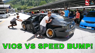 SUPER Low Vios Stance VS Speed Bump