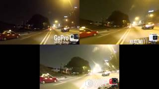 getlinkyoutube.com-Comparison GoPro HERO4 Silver VS Xiaomi Yi VS SJCAM SJ5000Plus