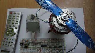 getlinkyoutube.com-HDD Motor Drive Control اختبار التحكم في موتور الهارد ديسك