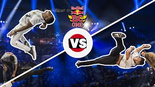 getlinkyoutube.com-Kid Colombia VS Neguin | Round Of 16 | Red Bull BC One World Final 2016