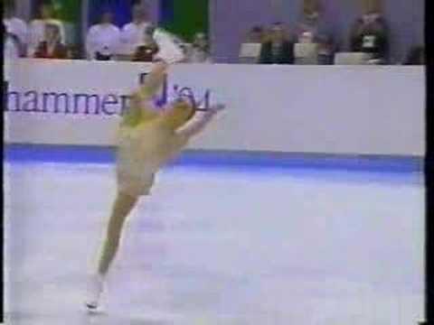 nancy kerrigan 1994 olympics  lp