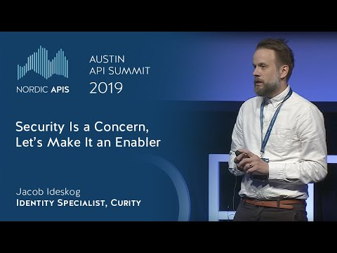 Security Is a Concern, Let's Make It an Enabler