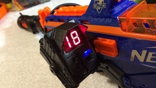 getlinkyoutube.com-REVIEW: Aliens Ammo Counter! from Blasterparts - AKA The most Awesome accessory EVER!