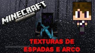 getlinkyoutube.com-Texturas De Armas Para Minecraft PE 0.13.0 | Link na descrição