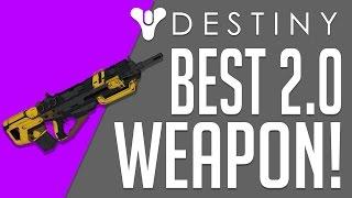 getlinkyoutube.com-DESTINY BEST GUN IN 2.0! (Destiny Taken King Multiplayer Guide)