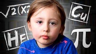 "getlinkyoutube.com-""Telepathic"" Genius Child Tested By Scientist"