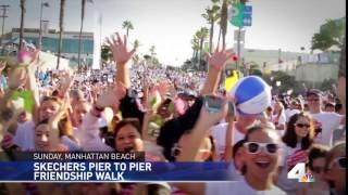 getlinkyoutube.com-NBC - Skechers Pier to Pier Friendship Walk Promo