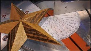 getlinkyoutube.com-Geometry of a 3D wooden star