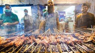 Pakistan Meat Paradise - NALLI NIHARI + TIKKA in Gujranwala   Pakistani Street Food Tour! width=