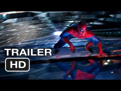 The Amazing Spider-Man Official Trailer #3 (2012) Andrew Garfield, Marvel Movie HD
