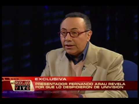 Maria Celeste entrevista a Fernando Arau y dice porque lo despidieron de Despierta America Univision