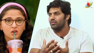 getlinkyoutube.com-Arya Interview : Liplock is most difficult for me | Inji Iduppazhagi