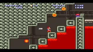 "getlinkyoutube.com-Mario Worker: My levels "" World 8-6"""