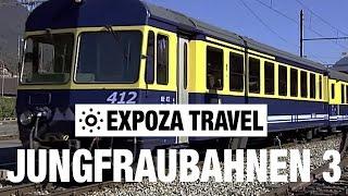 Switzerland : Jungfraubahnen Part 3