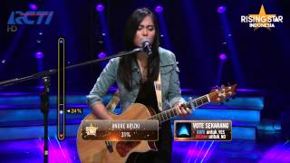 "getlinkyoutube.com-Ghaitsa Kenang ""Hold On We're Going Home"" Rising Star Indonesia Live Duels 3 Eps 11"