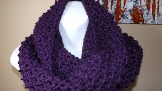 getlinkyoutube.com-Crochet Circle or Infinity Scarf - with Ruby Stedman