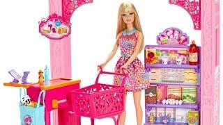 getlinkyoutube.com-Barbie Market Alışverişi Yapıyor