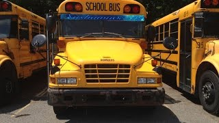 getlinkyoutube.com-2005 BlueBird Vision: A Tour of The Unnumbered Bus