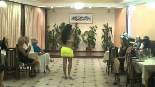 getlinkyoutube.com-FEIROUZ (LENA ZAKHARCHUK) TABLO-SOLO@AHSAN NAS PARTY 2012