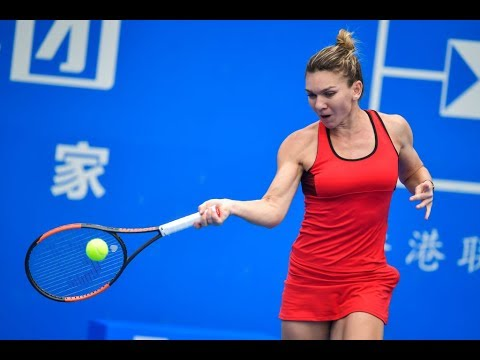 2018 Shenzhen Open Day 4 | Shot of the Day | Simona Halep