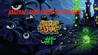 getlinkyoutube.com-free animal jam accounts #1
