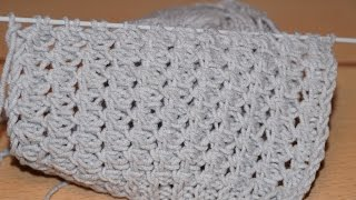 Вязание спицами для начинающих. Плотная резинка /// Knitting for beginners. Thick rubber