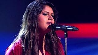 getlinkyoutube.com-The Voice India - Oishwaryaa Chhatui Performance in The Live Show