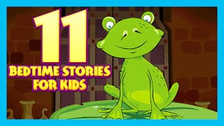 getlinkyoutube.com-11 Bedtime Stories For Kids   Fairy Tales For Children In English   Story Collection