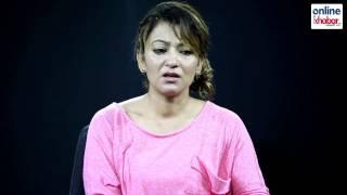 getlinkyoutube.com-Jharana become sentimental while talking about Shreekrishna's death