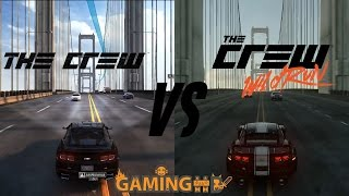 getlinkyoutube.com-The Crew vs The Crew Wild Run (Max Settings)