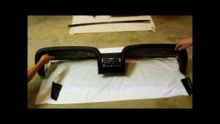 getlinkyoutube.com-1969  1970 Mustang Dash Pad Removal How To,  Ford, Mach 1, Shelby, Boss, Classic Mustang Dashboard