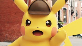 Great Detective Pikachu Trailer, Announced for 3DS (Pokemon Game 2016)