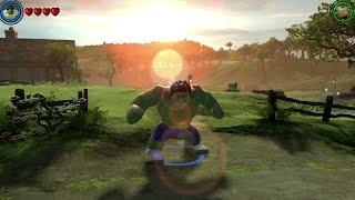 getlinkyoutube.com-Lego Marvel's Avengers - Gamescom Gameplay (7 Minutes) HD
