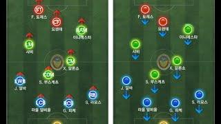 [삐딱] FIFA Online 3 - 4222 Formation & Strategy