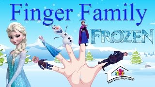 getlinkyoutube.com-Frozen finger family | Super Simple Finger Family | Finger family rhymes