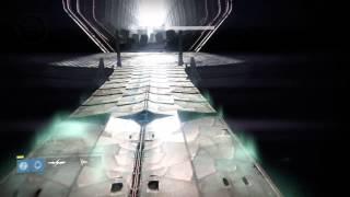 getlinkyoutube.com-Destiny Crota's End: Bladedancer fall though the floor glitch