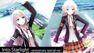 getlinkyoutube.com-【IA & ONE】 Into Starlight -anniversary special ver.-