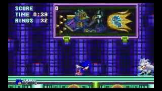 getlinkyoutube.com-Sonic 94 (06) Sonic VS Silver