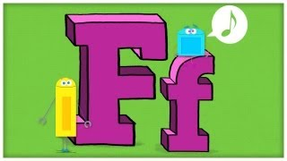 "getlinkyoutube.com-ABC Song: The Letter F, ""F is Fun"" by StoryBots"