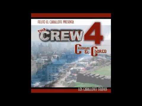 Me Volvi Loco de Tha Crew 4 Letra y Video