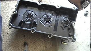 getlinkyoutube.com-1995-1999 Nissan Maxima: Valve cover gasket replacement