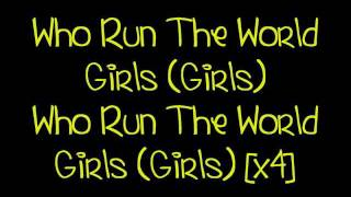 getlinkyoutube.com-Beyoncé - Run The World (Girls) [Lyrics] HD