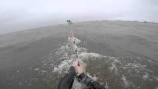getlinkyoutube.com-Kitesurfing deathloop in OBX