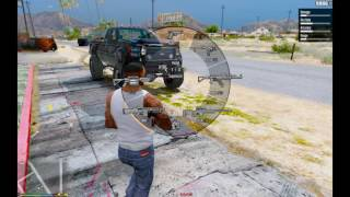 GTA V - Meth Lab Smackdown