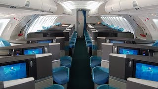CATHAY PACIFIC BUSINESS CLASS REVIEW 國泰航空 香港 - 臺北