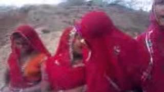 getlinkyoutube.com-Marwadi desi vivah geet