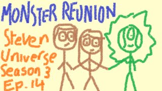 "getlinkyoutube.com-""Monster Reunion"" Steven Universe Episode Review"