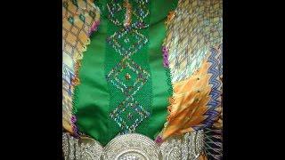 تشكيلة من التكشيطة المغربية بالرندة
